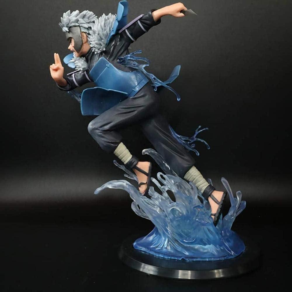 N A Figurine PVC 1//8 Tobirama Senju Anime Superhero Statues Cadeau