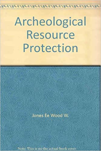 Book Archeological Resource Protection