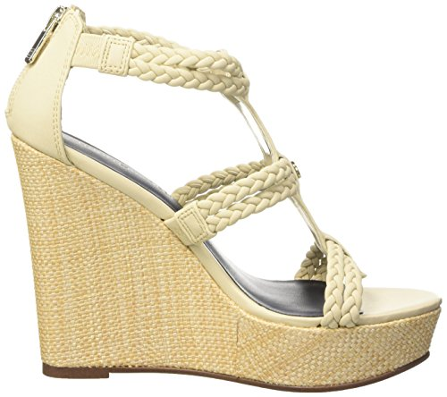 Tommy Hilfiger SM B1285EATRICE 2 - zapatos con correa Mujer Beige (Creme Brulee 769)