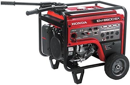 honda 6500 watt inverter generator