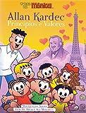 capa de Allan Kardec e Turma da Mônica. Princípios e Valores