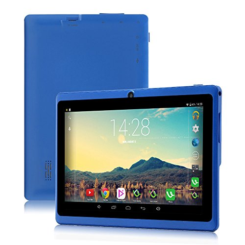 7 inch Tablet Google Android 6.0, Quad Core,1024x600, Dual Camera, Wi-Fi, Bluetooth,1GB/8GB,Play...