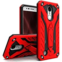 2in1 Protective Armor Silicone Shockproof Case For LG K8