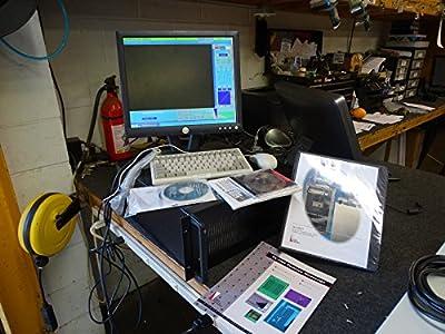 Alpha Innotech FA-1000 Emission Microscope COMPUTER W/ SOFTWARE & MANUAL