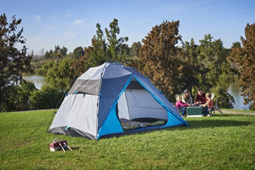 Lightspeed Outdoors Mammoth 6-Person Instant Set-Up Tent by Lightspeed Outdoors (Image #6)
