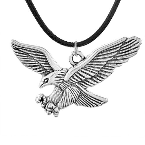 Eagle Choker Necklace - 1