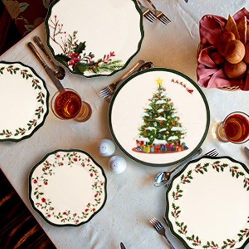 Buy christmas plates
