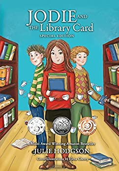 Jodie and the library card (Jodie Broom Book 1) by [Hodgson, Julie]