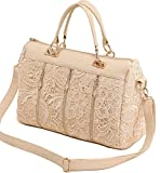 Best Pu Leather Shoulder Bags Satchel Clutch Womens Handbag Tote Purse Messengers - MXCZ PU Leather Tote Handbags Purses Shoulder Clutch Review