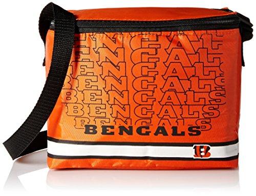 [NFL Cincinnati Bengals Impact Cooler, Orange] (Nfl Lunch Cooler)
