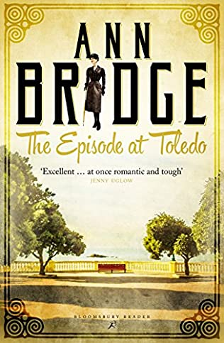 book cover of The Episode at Toledo