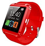 Hype Smart Watch for Kids Red