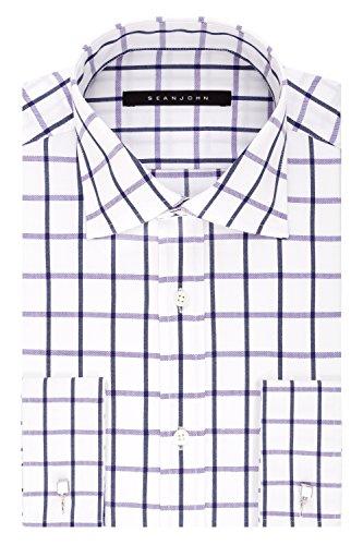 sean-john-mens-regular-fit-windowpane-check-spread-collar-dress-shirt-deep-purple-155-neck-34-35-sle