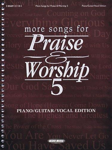 More Songs for Praise & Worship - Volume 5