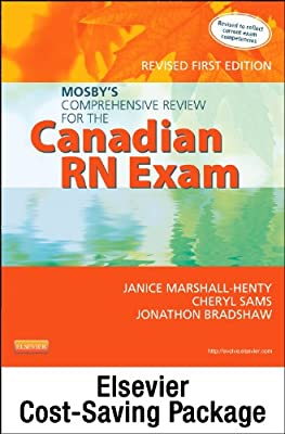 mosby s comprehensive review for the canadian rn exam revised rh amazon com Mosby's Dictionary Mosby's Nursing Skills