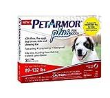 PETARMOR PLUS FOR DOGS 89 - 132 LBS.