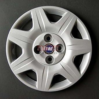 Juego de 4 tapacubos Fiat Punto Dynamic iiâ ° S Restyling 03 diámetro de 14: Amazon.es: Juguetes y juegos