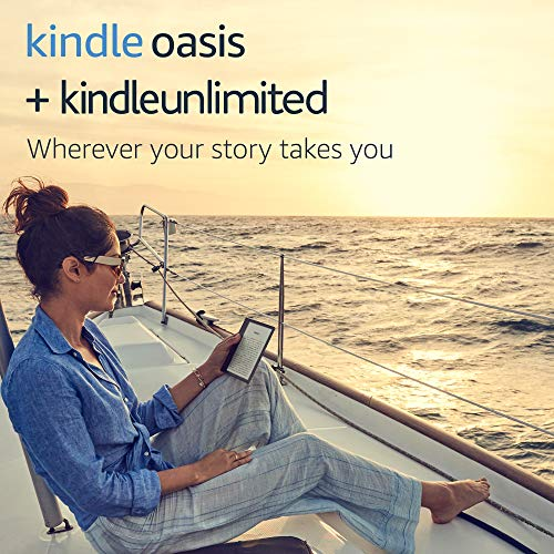 Kindle Oasis E-reader (Previous Generation - 9th) Graphite, 7