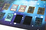 Yu-gi-oh Arc-v Card Rubber Play Mat Standard Type (For Competition) Pendulum Zone Yes! 60 ? 60cm Size 2mm by TOY-GTO
