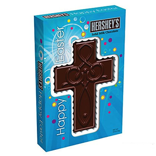 Hershey Large Chocolate Cross Boxed Easter Candy