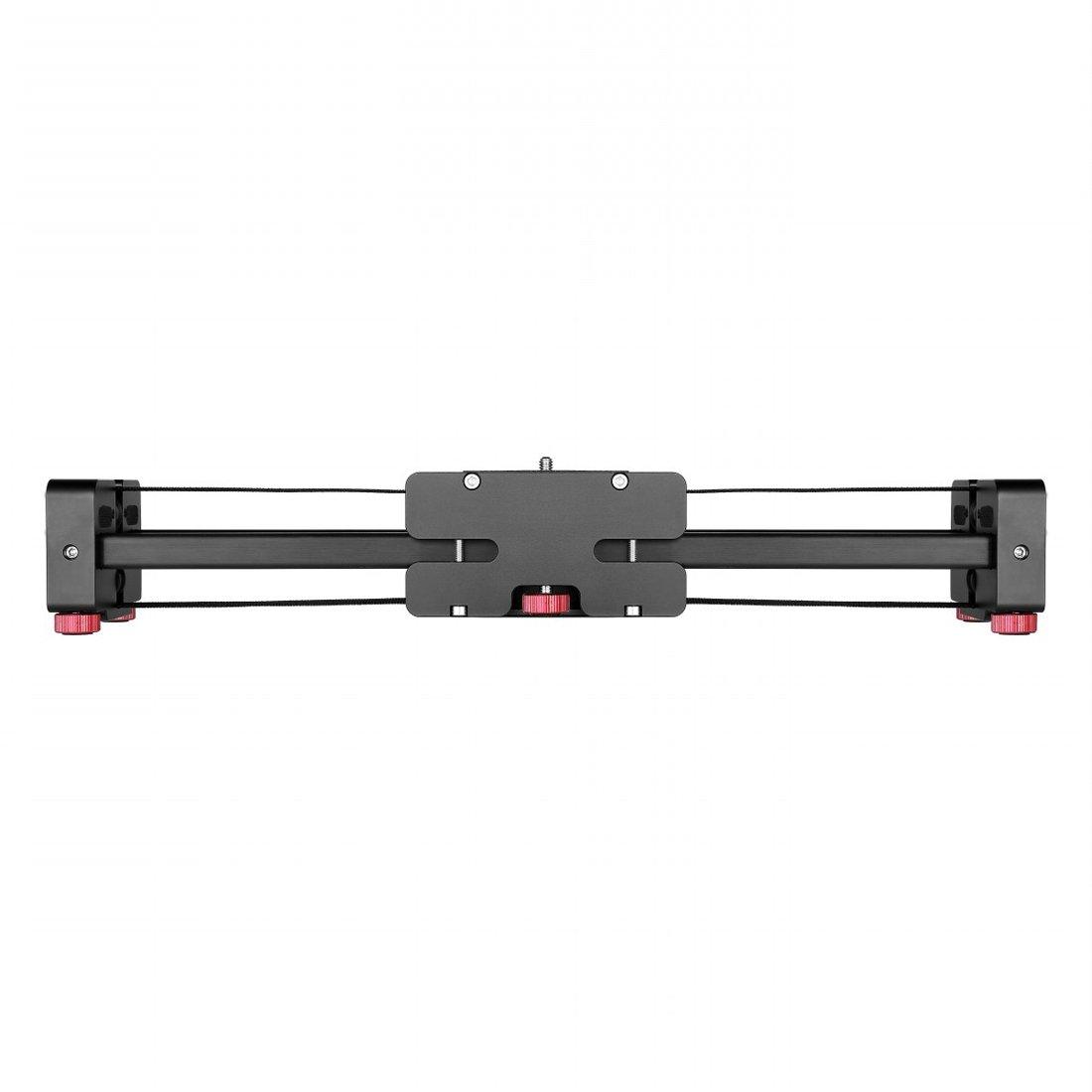 XIAOMIN FT-40 Portable 36cm / 80cm (Installs on Tripod) Slide Rail Track for DSLR/SLR Cameras/Video Cameras (Black) Premium Material (Color : Black) by XIAOMIN
