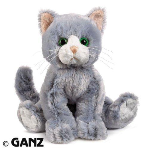 Webkinz HM222 Silversoft Cat Plush