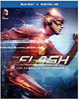 The Flash: Season 1 [Blu-ray] from WarnerBrothers