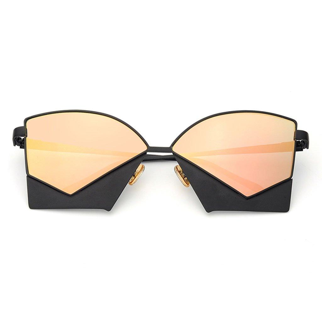 @Gafas Gafas de sol Lady Fashion Sunglasses Driver Drive Driving Sunglasses -X663 (Color : A)