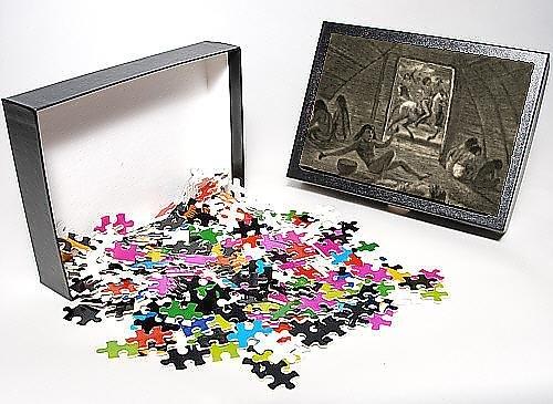 Photo Jigsaw Puzzle Of Mapuche Medicine Woman