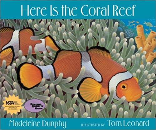 Book Here Is the Coral Reef (Reading Rainbow Books)