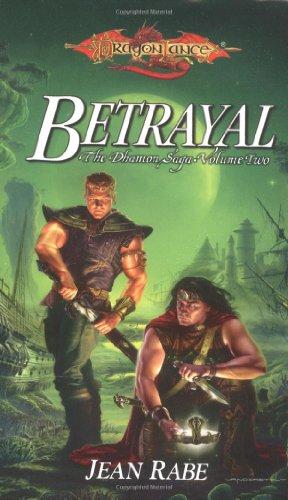 Betrayal (DragonLance: The Dhamon Saga, Volume II)