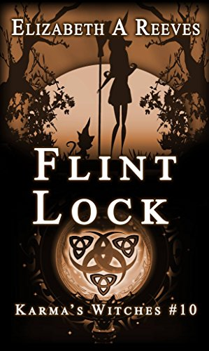 Flint Lock (Karma's Witches Book 10) (English Edition)