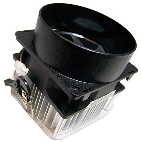 HP AMD Class D Plus Fox Heatsink-Fan 614950-001