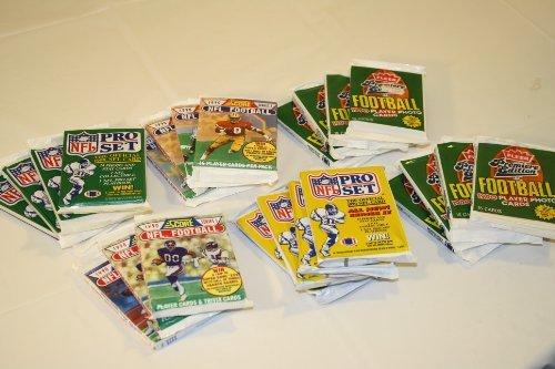 - 1990 Score Series 1 Football Wax Pack