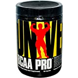 Universal Nutrition, BCAA Pro, Branched-Chain Amino Acid Supplement, 100 Capsules - 3PC