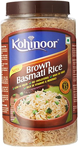 Kohinoor Authentic Brown Basmati, 1 Kg