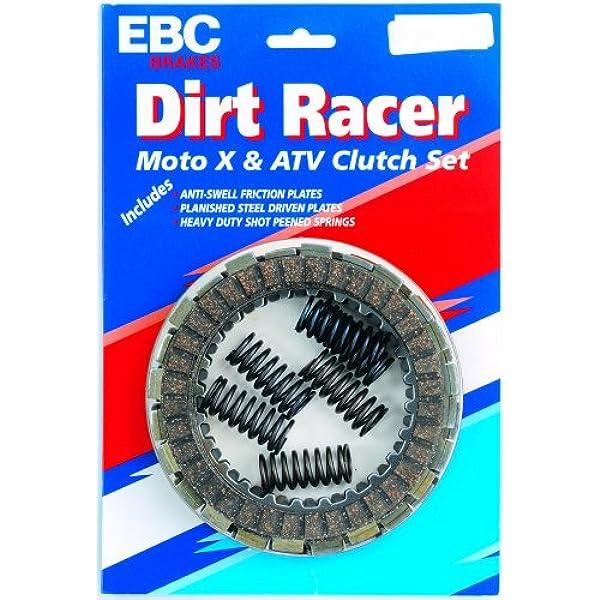ATV 2005-2009 SRA EBC DRC Dirt Racer Clutch Kit Honda TRX500FM Foreman 4X4