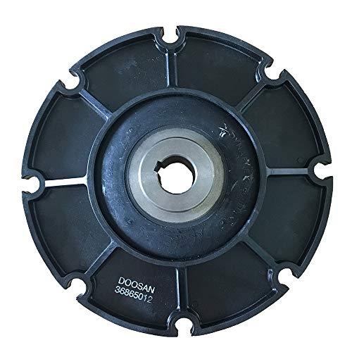 36865012 Flex Gear Coupling Element Kit for Ingersoll Rand Coupler Portable Air Compressor Part Doosan
