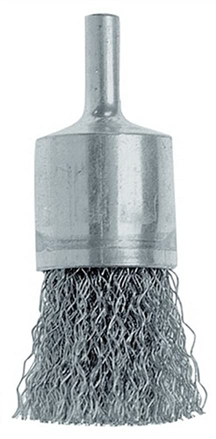 Flexovit Brush/cepil. Wire Brush Brass Wire Crimped 24 x 68 x 6 ...