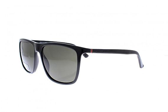 8c1d8540fb4 Gucci GG 1132 S D28 - Lunettes de soleil homme  Amazon.fr  Vêtements ...
