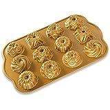Nordic Ware Gold Premier Bundt Charms