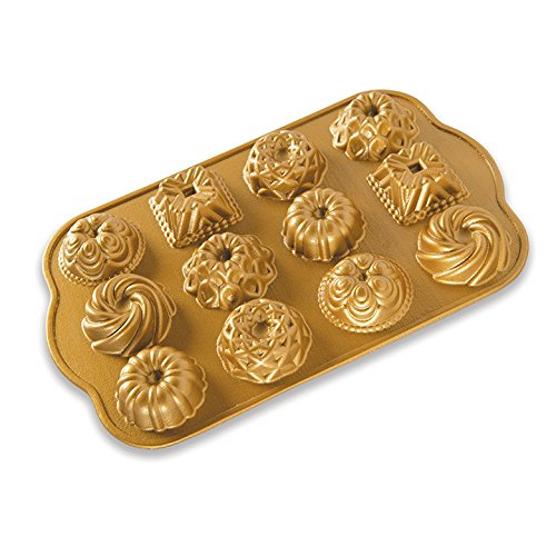 Cake Plaque - Nordic Ware Bundt Charms