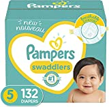 Baby Diapers Size 5, 132 Count - Pampers