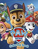 Paw Patrol Coloring Book: Perfect Coloring Books