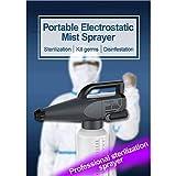 HNBMC Rechargeable Electrostatic Mist Sprayer ULV