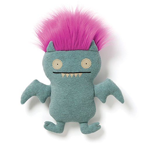 (Uglydoll Bad Hair Day Ice Bat Blue Plush)