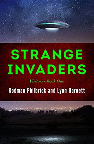 book cover of Strange Invaders