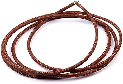 busduga – Correa de piel para máquina de coser universal 173 cm de ...