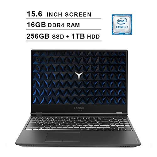 Lenovo 2020 Legion Y540 15.6 Inch FHD IPS Gaming Laptop (9th Gen Intel 6-Core i7-9750H up to 4.5 GHz, 16GB RAM, 256GB…