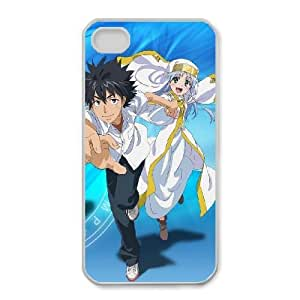 iphone4 4s Phone Case White A Certain Magical Index ZKH9362363